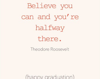 Graduation Card, Printable, Card, Instant Download, Digital Download, Greeting Card