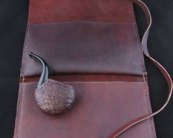 Pipe and Tobacco Pouch