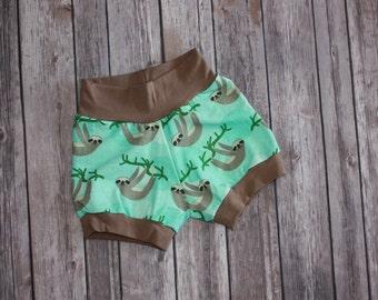 Baby Short, Baby Summer Shorties, Baby Shower, Baby Summer Shorts