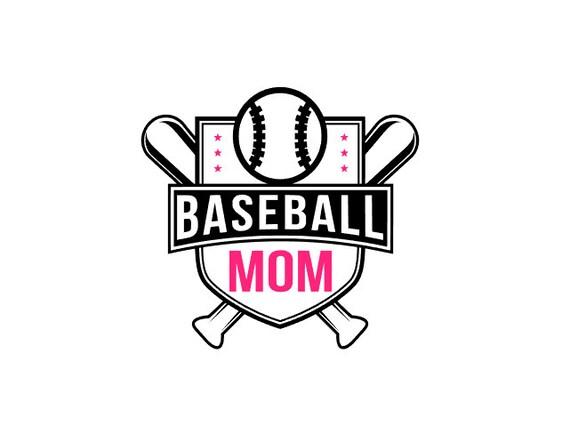 Free Shipping-Baseball Mom Decal, T-Ball Softball, Boy Mom, Girl Mom Rambler Decal, Yeti Rtic SIC, Yeti decal/sticker, car decal, Team Mom