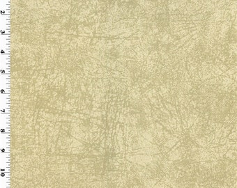 Beige Texture Print Moleskin Home Decorating Fabric, Fabric By The Yard