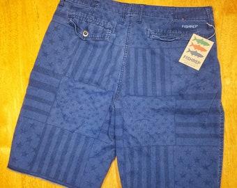 FISHREP Shorts - Size 34