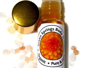 Twilight Botanical Perfume with Blood Orange and Patchouli