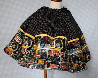 Star Wars Skirt for Gals, All Sizes, Plus Size