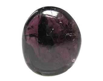 Rhodolite grenat sèche poli pierre semi-précieuse, poche Gem, bricolage Artisanat Pierre de couleur de géo Trésor vin bijou,