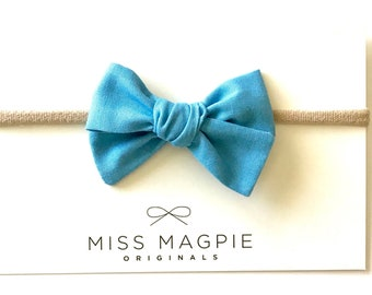 Sloane headband    true blue