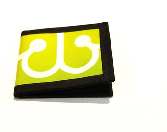 Unisex wallet green lime Montreal