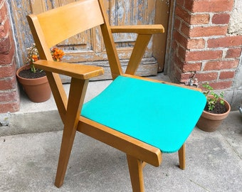 Mid century Chair / Scandinavian design chair / french vintage chairs / mid century design