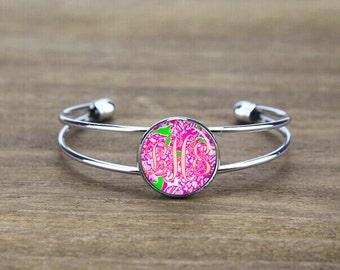 custom 1-3 letters, monogrammed bangle bracelet, custom initials bangle bracelet, bridesmaids bangle, bradal bracelet, monogram bangle, gift