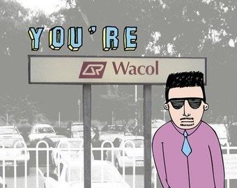 Brisbane Card - Wacol