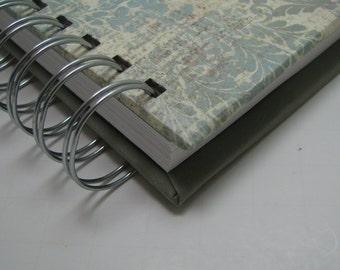 Sermon Notebook - Church Notebook - Sermon Journal - Bible Notebook - Bible Journal - Sermon Notes - Journal - Christian Gift - Damask