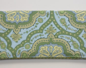 Checkbook Cover - Amy Butler Charm Fabric