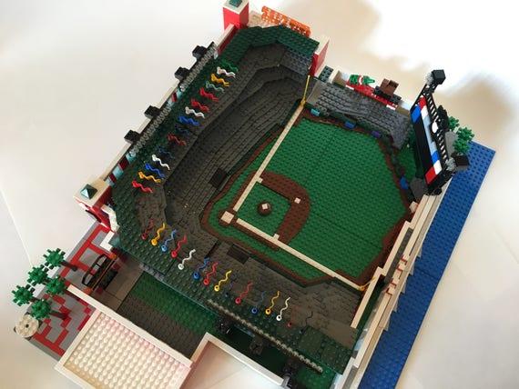 AT&T Park San Francisco Giants Baseball Stadium Brick Model