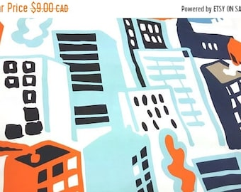 10% OFF - Cityscape - IKEA Gitte Cotton Fabric