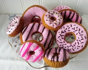 Assorted Pink Doughnut
