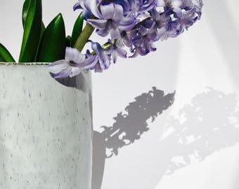 Handmade flower vase