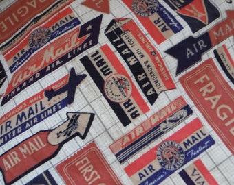 Air Mail Wrap