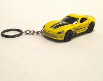 Dodge Viper SRT Keychain, schluesselanhaenger,llavero keychain, Mens or Womens keychain, Mens or Womens gift sleutelhanger gift