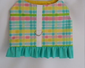XX-Small Girls Harness Vest
