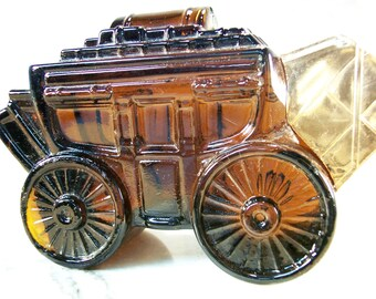 1970's Avon Stagecoach Decanter