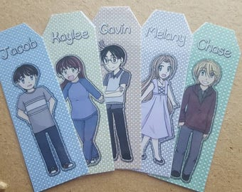 Bookmarkers - On the Bright Side - Webcomic