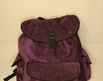 Backpack: Purple