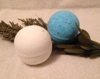 Sinus Relief or Headache Relief Bath Bomb