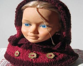 Big hooded wool