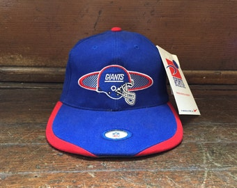 vintage new york giants sports specialties hat adult OSFA
