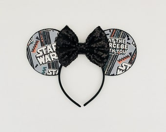 90's Star Wars Mouse Ears | Simplistic Collection