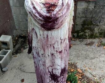 Zombie Wedding Gown