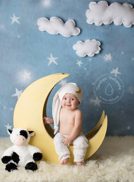 The original moon prop newborn photography prop moon moon