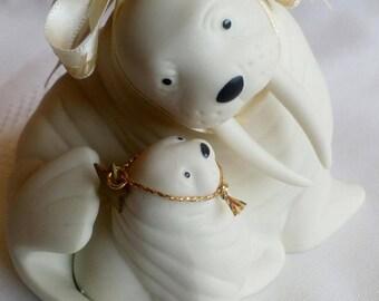 "Snowbabies ""Frosty Frolic Friends""  Dept 56 Retired  Snowbaby Vintage"