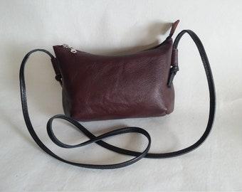 Women bag,Minimalist bag,Bag,Leather bag,Handmade leather bag,Leather shoulder bag,mini bag