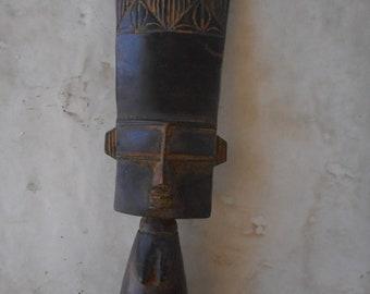 antique Fanti doll  Ghana west Africa