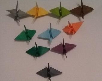 Bulk Small Origami Cranes