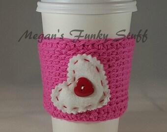 Coffee Cup Cozy (CC025)