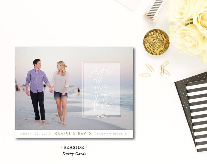 Featured listing image: Seaside Save the Dates