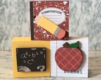 School Accessory Blocks