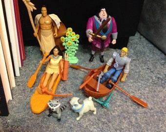 Disney Pocahontas set