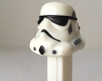 Star Wars Stormtrooper PEZ Dispenser, Vintage Star Wars Collectible Father's Day Gift for Kids, Star Wars Toy