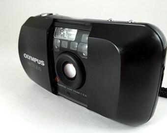 Olympus Stylus 35mm film camera *film tested, working*