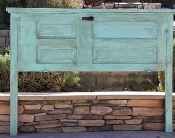 Charmant Quick View. More Colors. Repurposed Wood Door Headboard ...