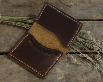 Horween Bifold Wallet (Brown)