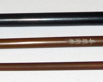Beginner Set of 3 Chinese painting brushes with large white cloud, Promotion sales