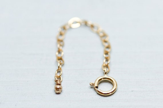 2 inch necklace extender gold necklace extender silver