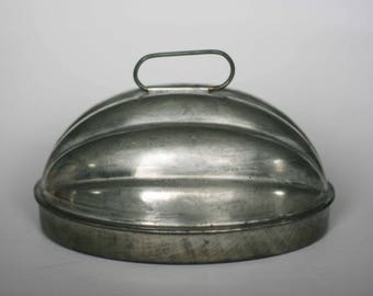 vintage kreamer pudding mold