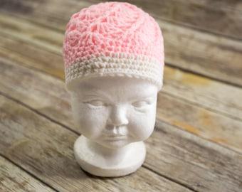 Newborn Swirl hat