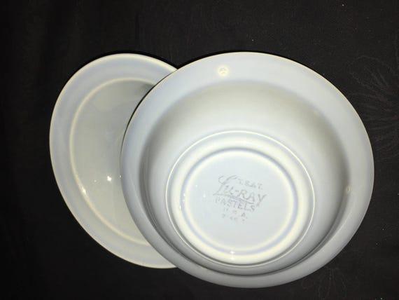 & Set of LuRay Pastels Bowls