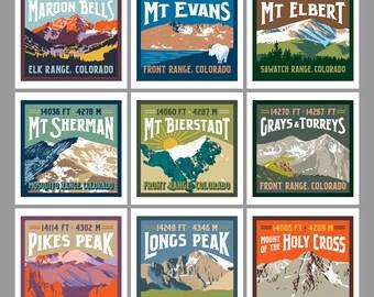 The Colorado Print Collection